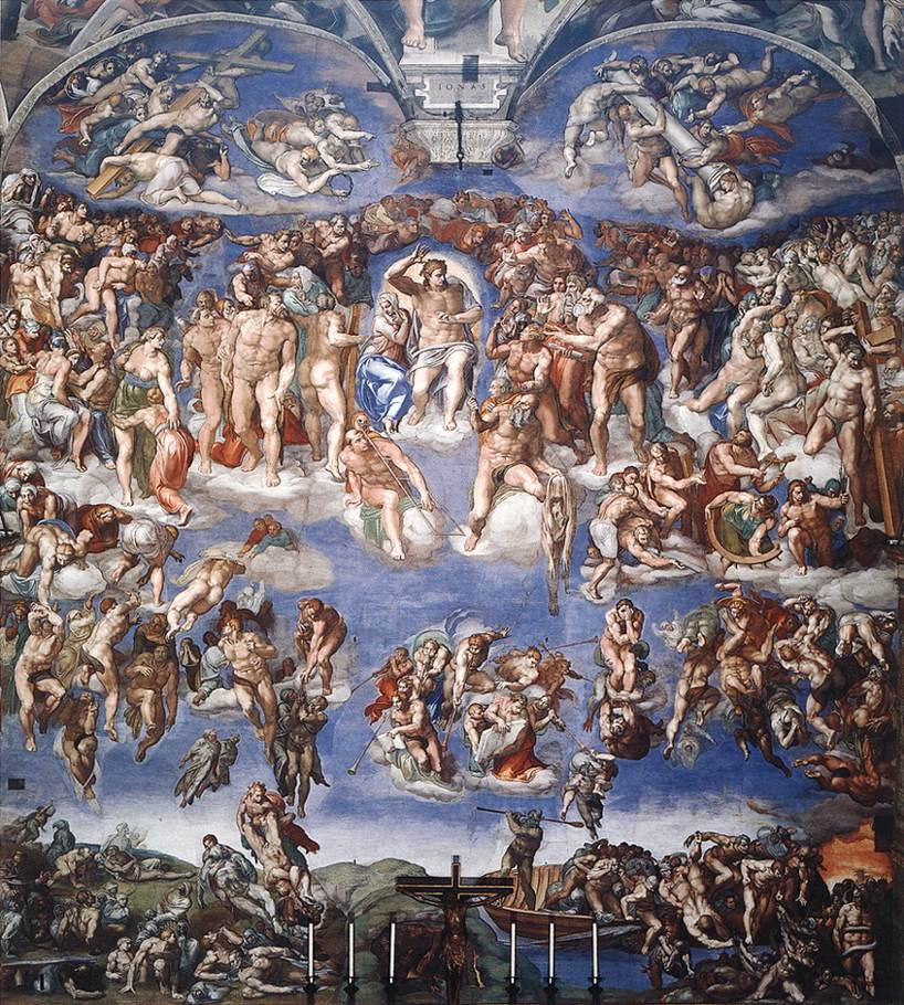 the significant changes in art and religion between the medieval era and the renaissance era Although the history of art is commonly seen as being which rapidly became important centres of religious learning history of post-renaissance art.