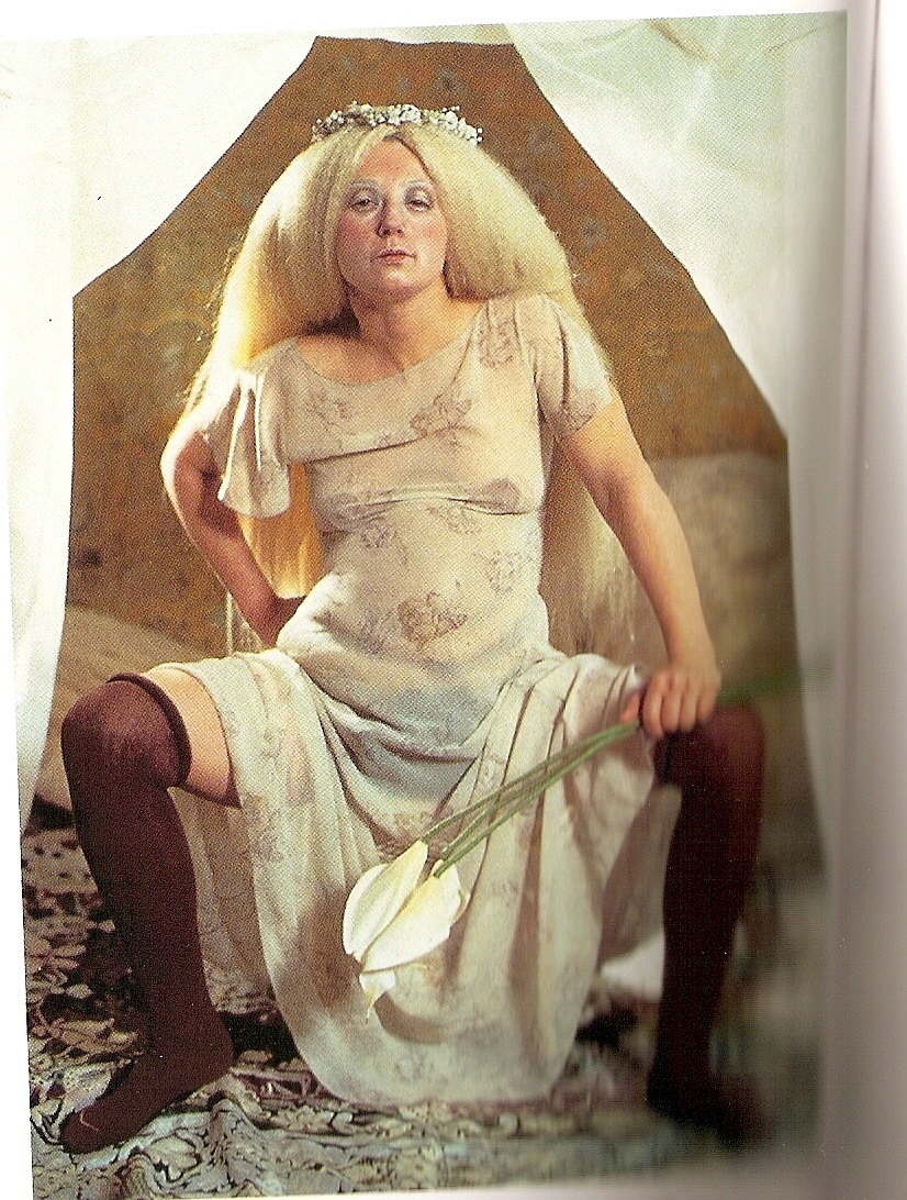 a report on the life and work of cindy sherman an american artist Cindy sherman cindy sherman (born 1954) used photography to challenge images in popular culture and the mass media her work concentrated on examining the way women are viewed by society.